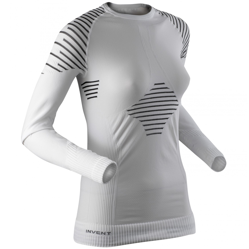 X-Bionic Women Invent Light Long Sleeve Funktionsshirt - I020272-W030 von X-Bionic