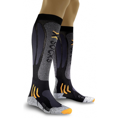 X-SOCKS MOTO TOURING long X020012-B014 von X-Socks