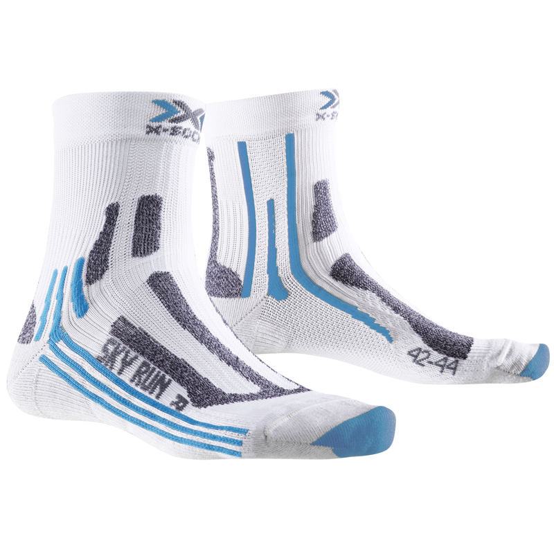 X-SOCKS RUN SKY RUN LADY V2.0 white - X020437-W135 von X-Socks