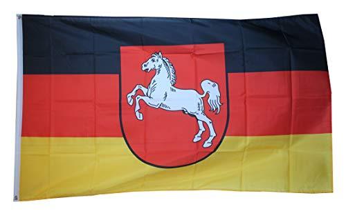 150 cm Fahne Yantec Flagge K/önigreich W/ürttemberg Furchtlos und Treu 90