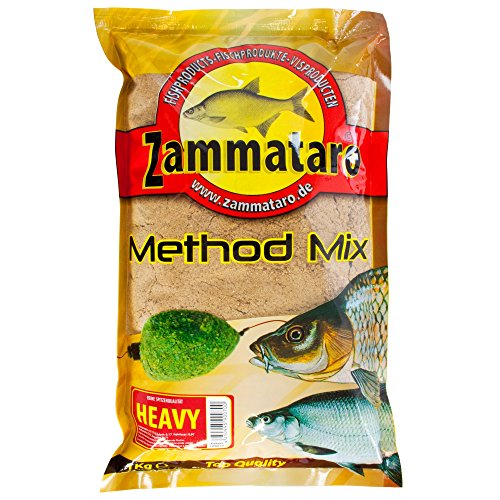 Zammataro Fertigfutter Method Mix Heavy 1kg von Zammataro