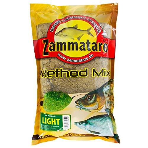 Zammataro Fertigfutter Method Mix Light 1kg von Zammataro