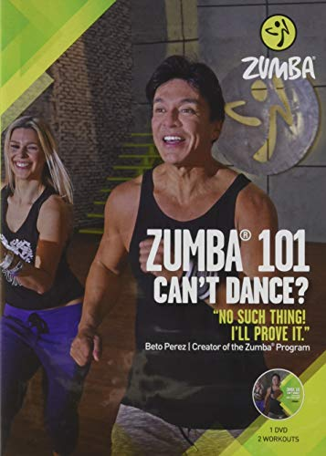 Zumba 101 Workout DVD von Zumba Fitness