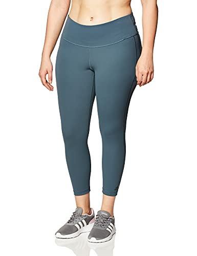adidas Damen Ask 7/8 T H.RDY Tights, Legacy Blue, 2XL von adidas
