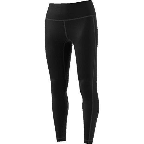 adidas Damen Believe This High-Rise Soft Tights, Black, L von adidas