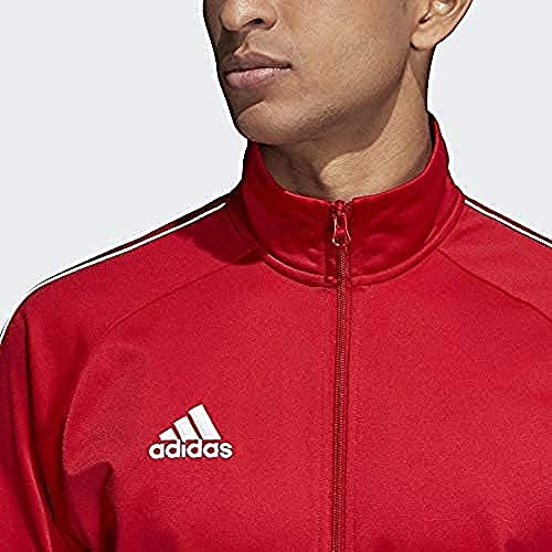 527656708 adidas Herren Core18 PES Jacket Power red White M