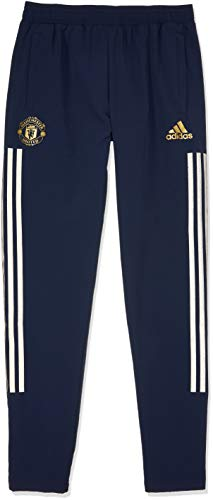 adidas Kinder Manchester United Training Pant Trainingshose, Night Navy, 164 von adidas
