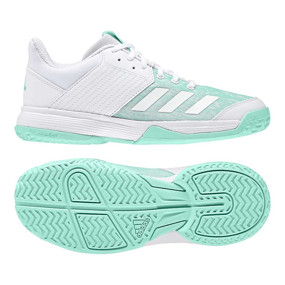 Adidas Ligra 6 Indoor Kinder - weiss