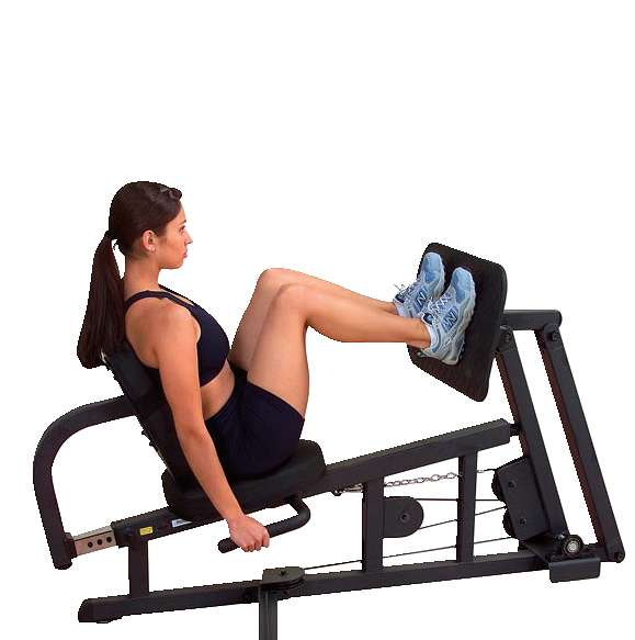 "Body-Solid Anbaustation Beinpresse ""GLP"" von Body-Solid"