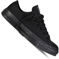 Converse Chucks All Star OX Unisex-Sneaker Black/Monochrom