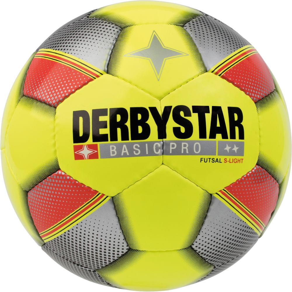 Derbystar Basic Pro S-Light Futsal - gelb