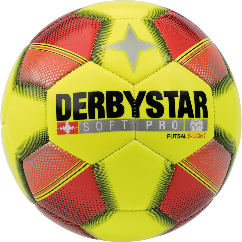 Derbystar Soft Pro S-Light Futsal - gelb