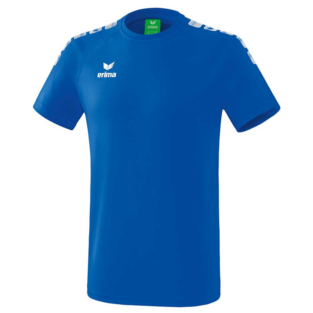 Erima Essential 5-C T-Shirt Kinder - blau