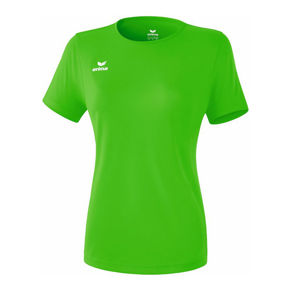 Erima Funktions Teamsport T-Shirt Damen - grün