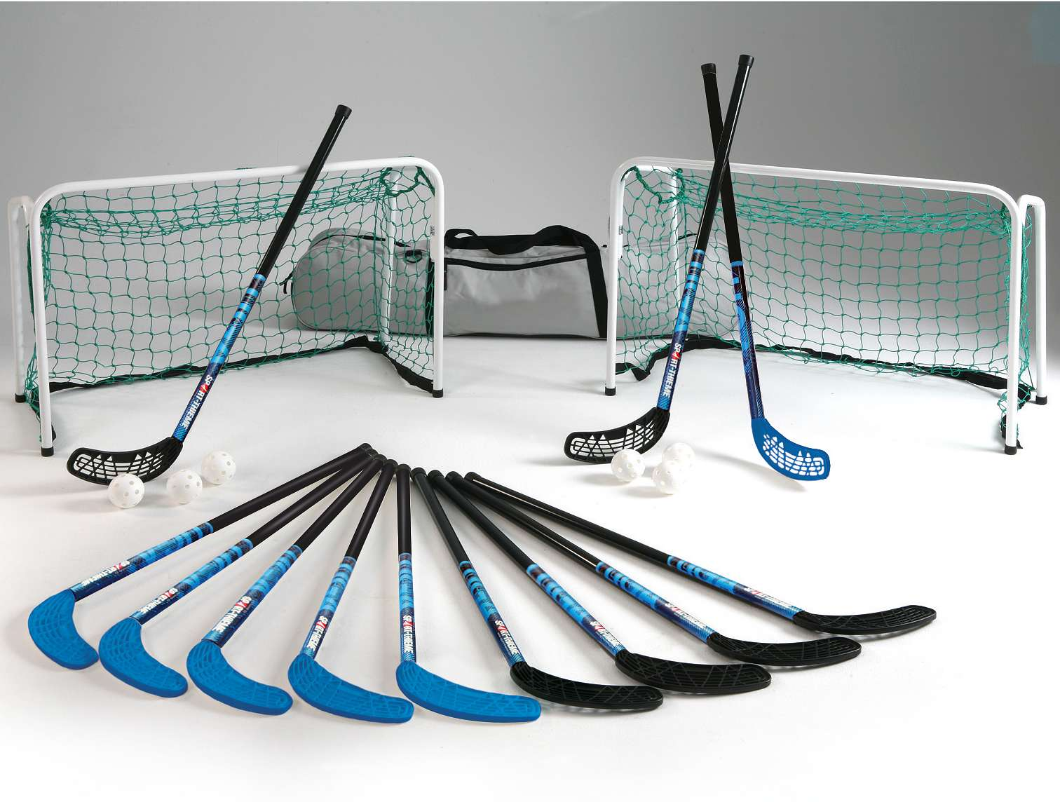 "Floorball Kombi-Set ""Liga"" von Sport-Thieme"