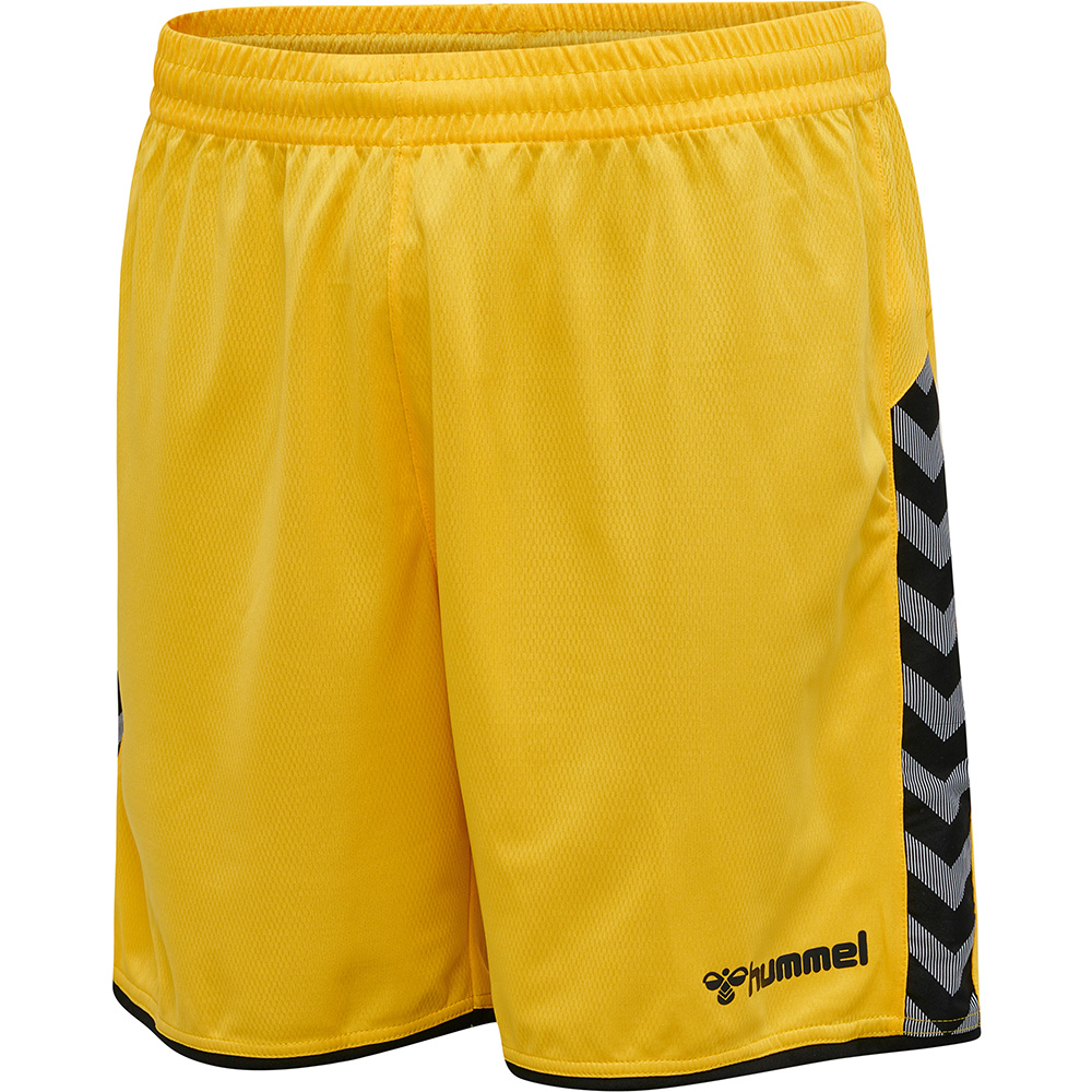 Hummel Authentic Poly Short - gelb