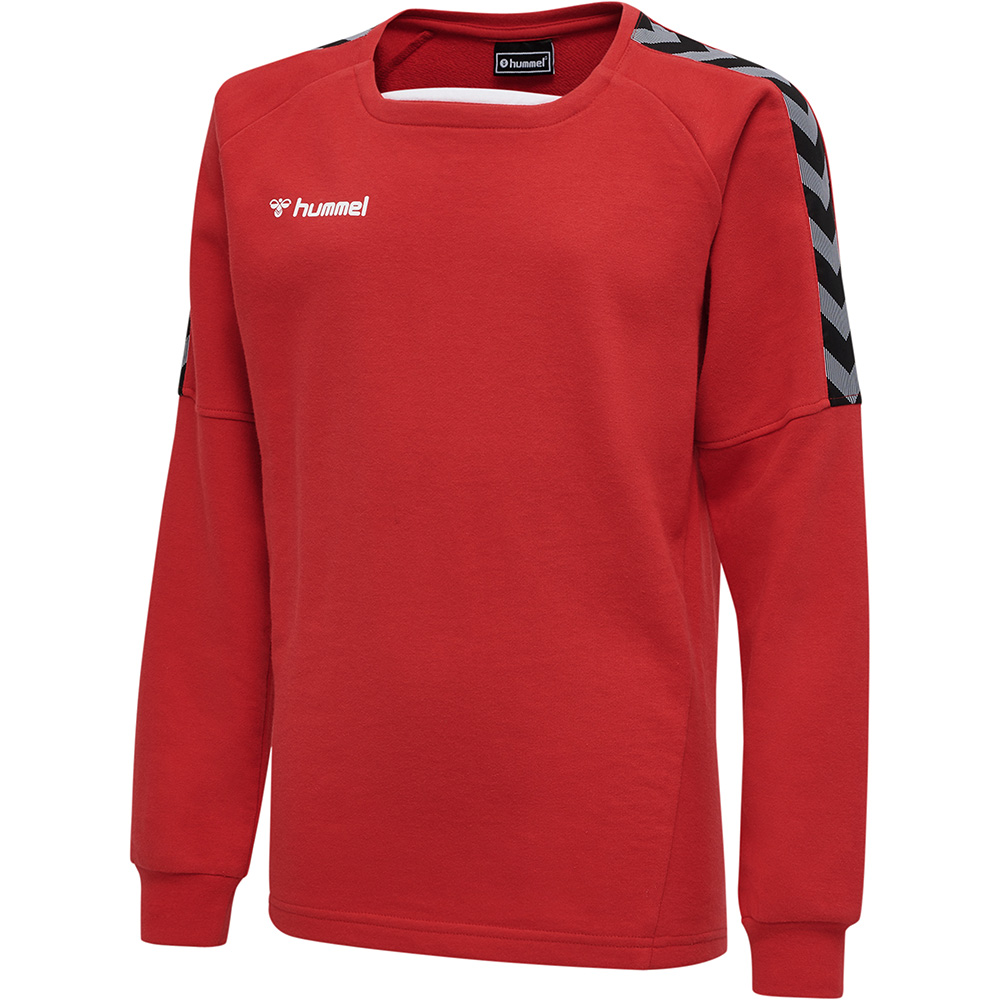 Hummel Authentic Trainingssweat Kinder - rot