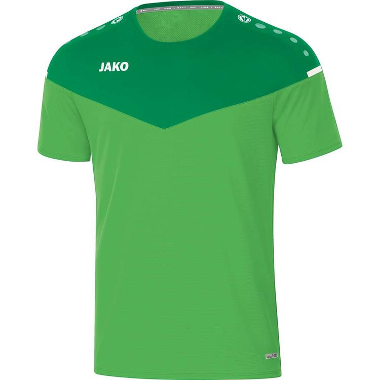 Jako T-Shirt Champ 2.0 6120-22 soft green/sportgrün Gr. L
