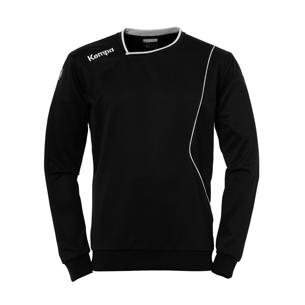 Kempa Curve Training Top Herren - schwarz