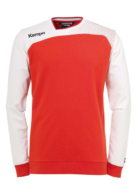 Kempa EMOTION TRAINING TOP rot/weiß 200212602 Gr. XL