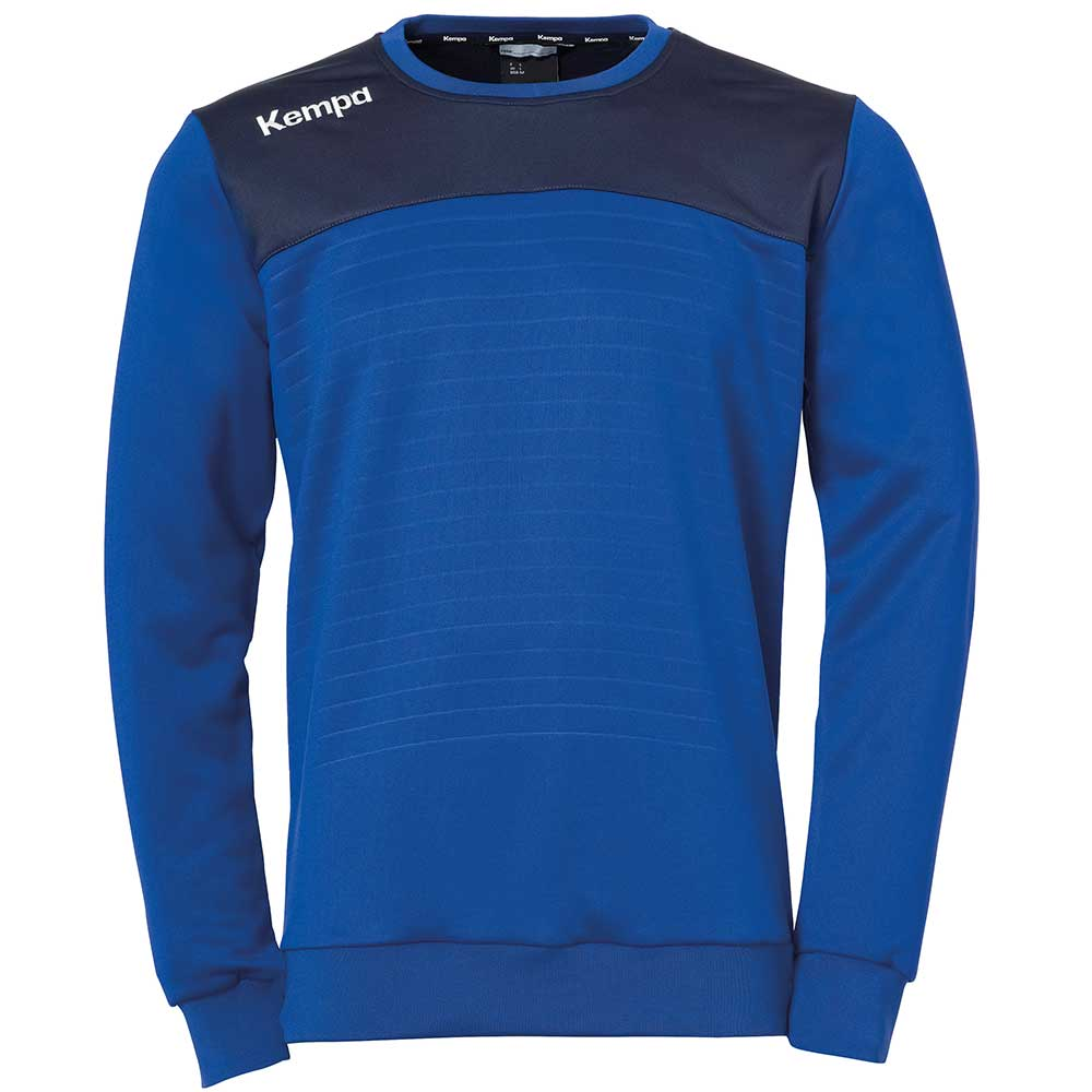 Kempa Emotion 2.0 Training Top Kinder - blau