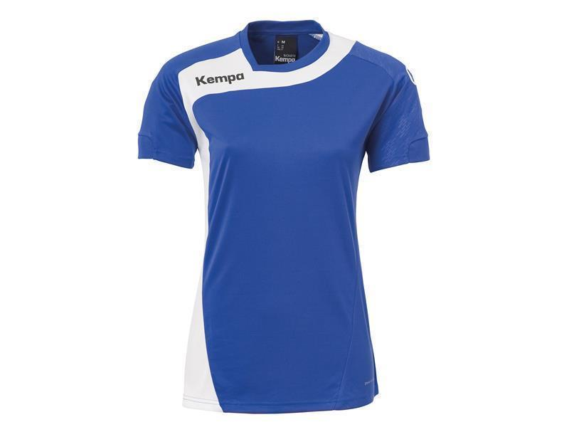 Kempa PEAK TRIKOT WOMEN royal weiß 200305605 Gr. XS