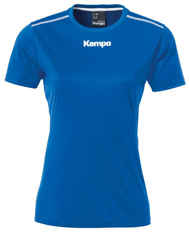 Kempa POLY SHIRT WOMEN 200235009 royal Gr. XXL