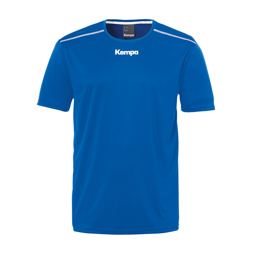 Kempa Poly Shirt Kinder - blau