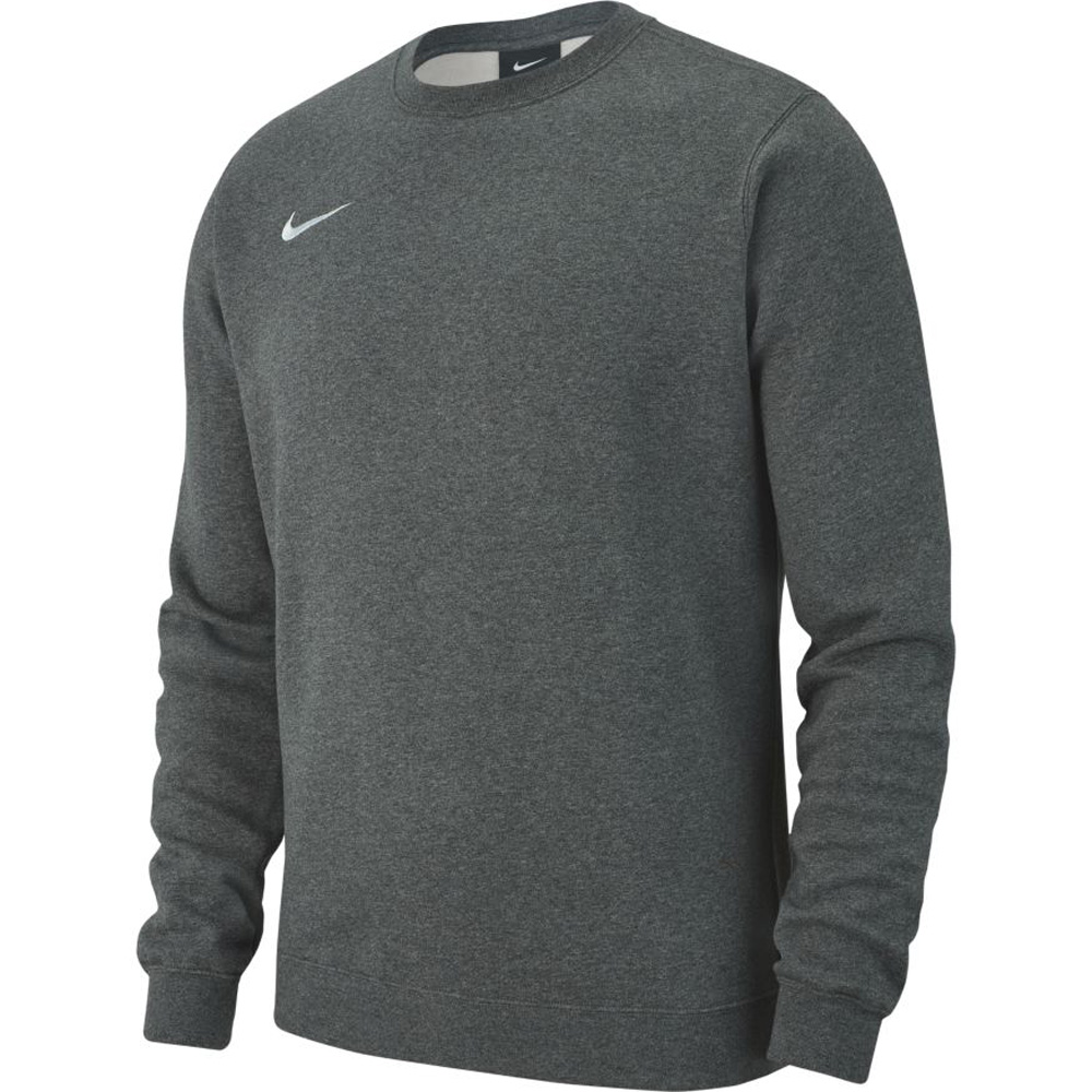 Nike Club 19 Crew Sweatshirt Kinder - grau