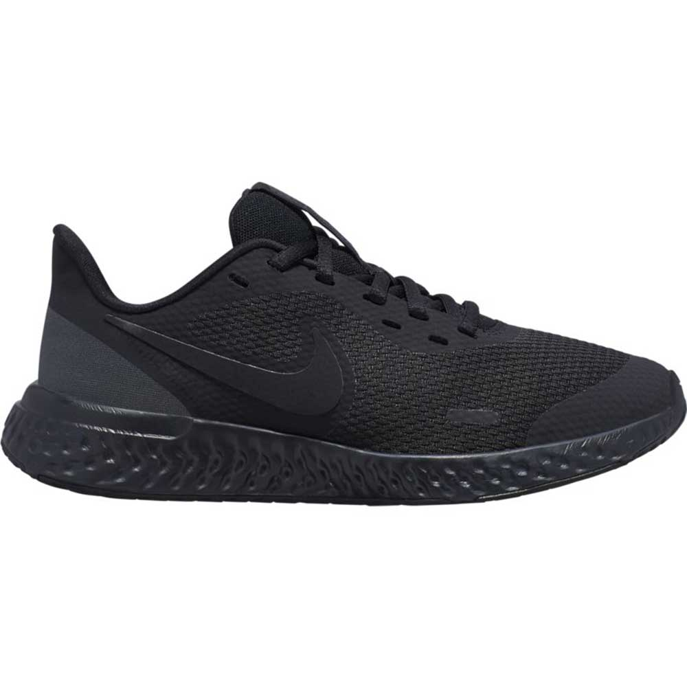 Nike Revolution (GS) Kinder - schwarz