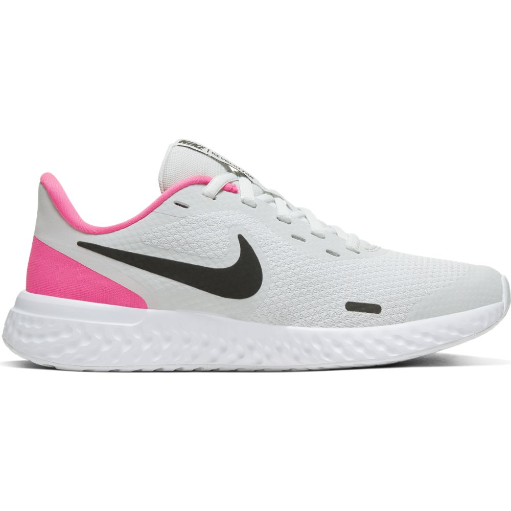 Nike Revolution 5 (GS) Kinder - grau