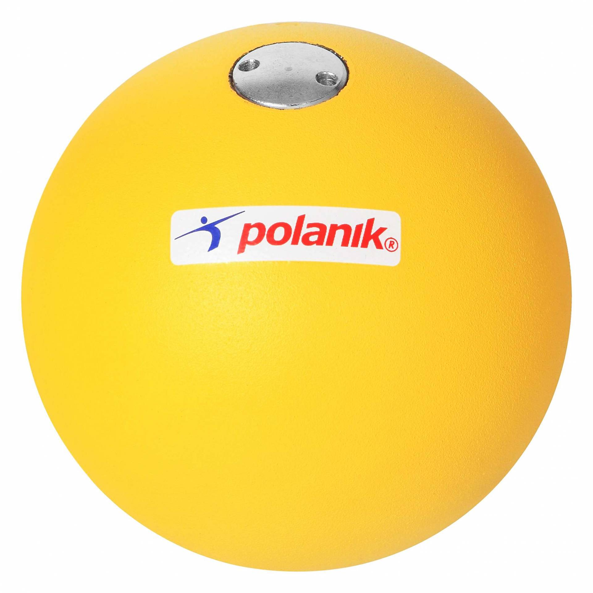 Polanik Wettkampf-Stoßkugel, 108 mm, World Athletics, 3 kg von Polanik