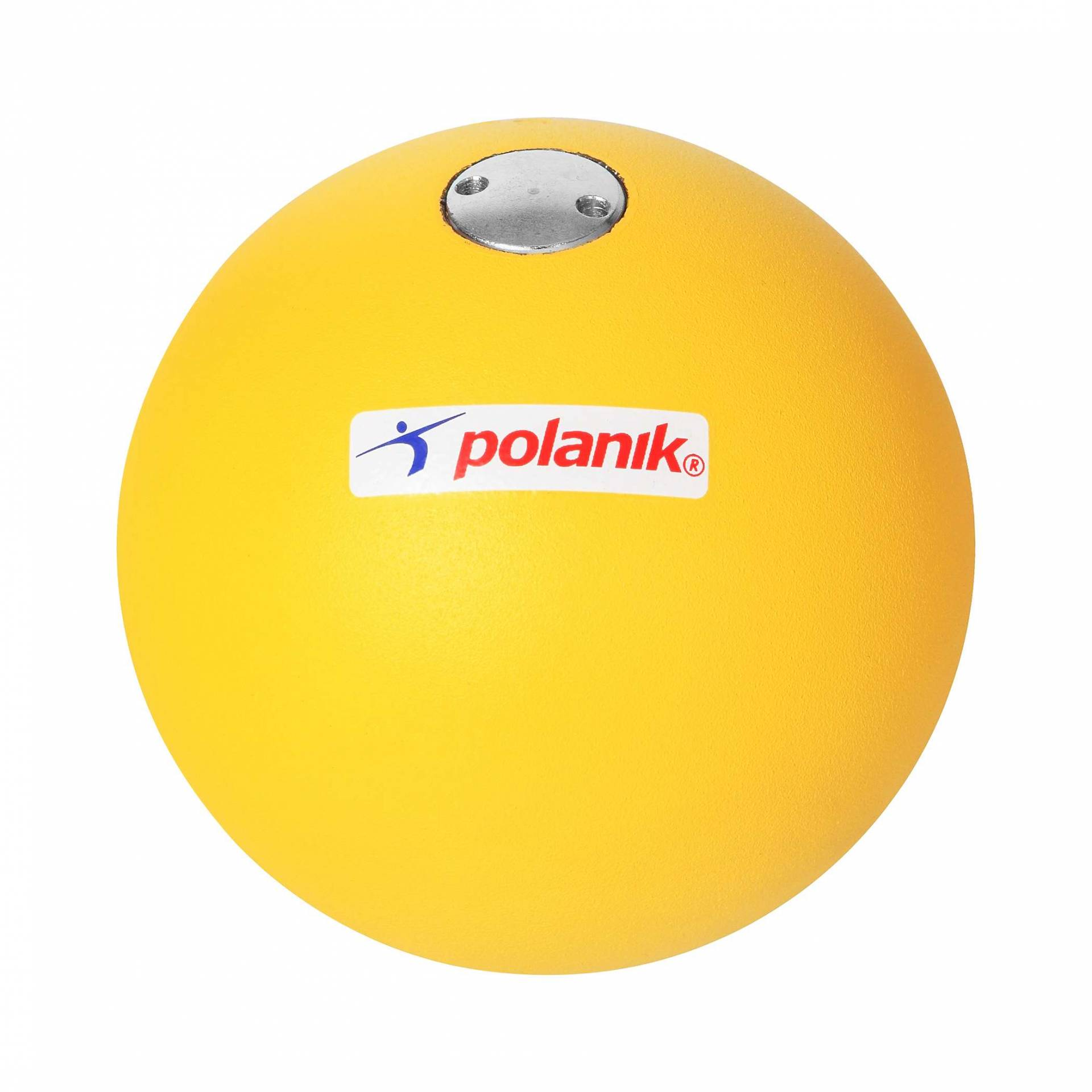 Polanik Wettkampf-Stoßkugel, 95 mm, World Athletics, 4 kg von Polanik