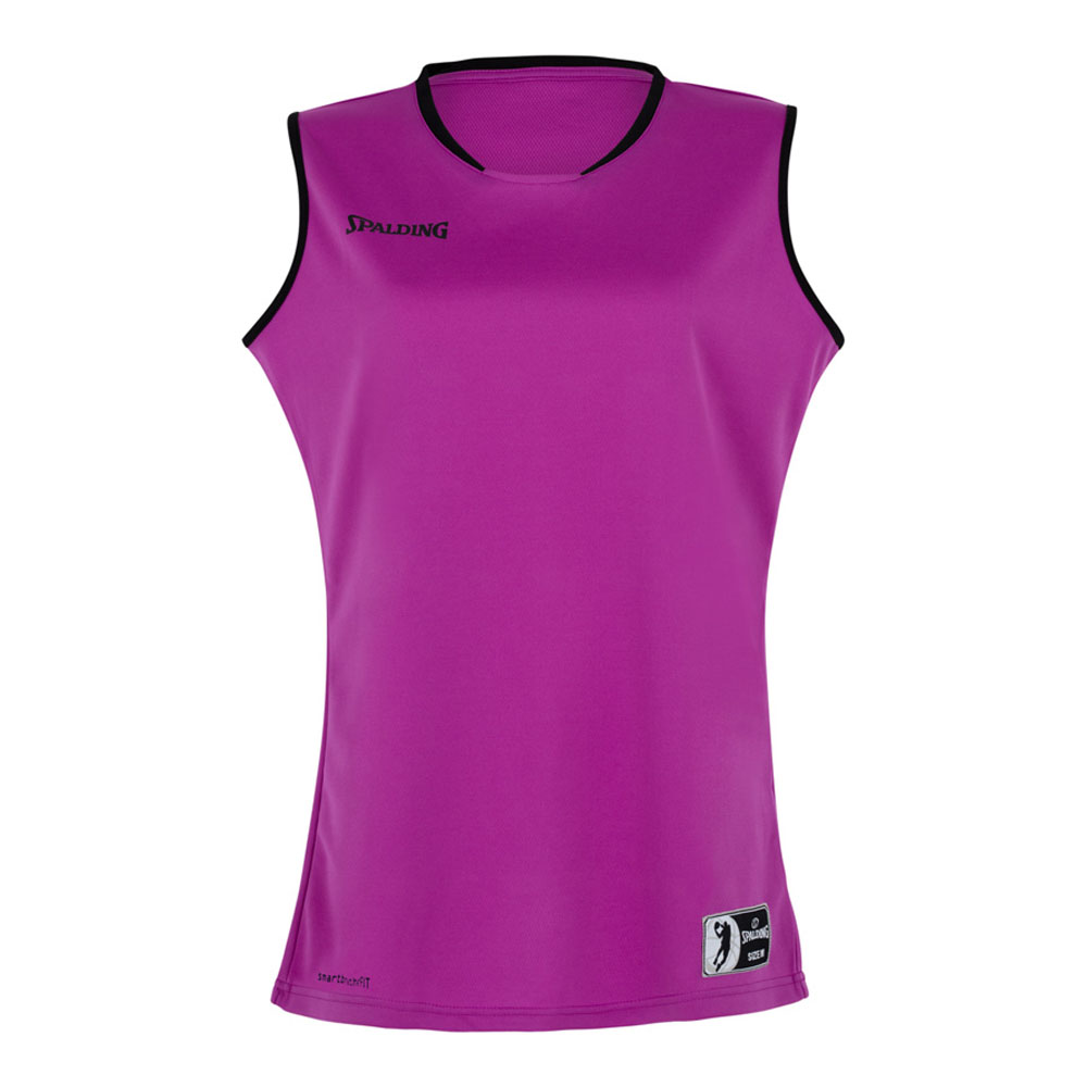 Spalding Move Tank Top Woman - blau
