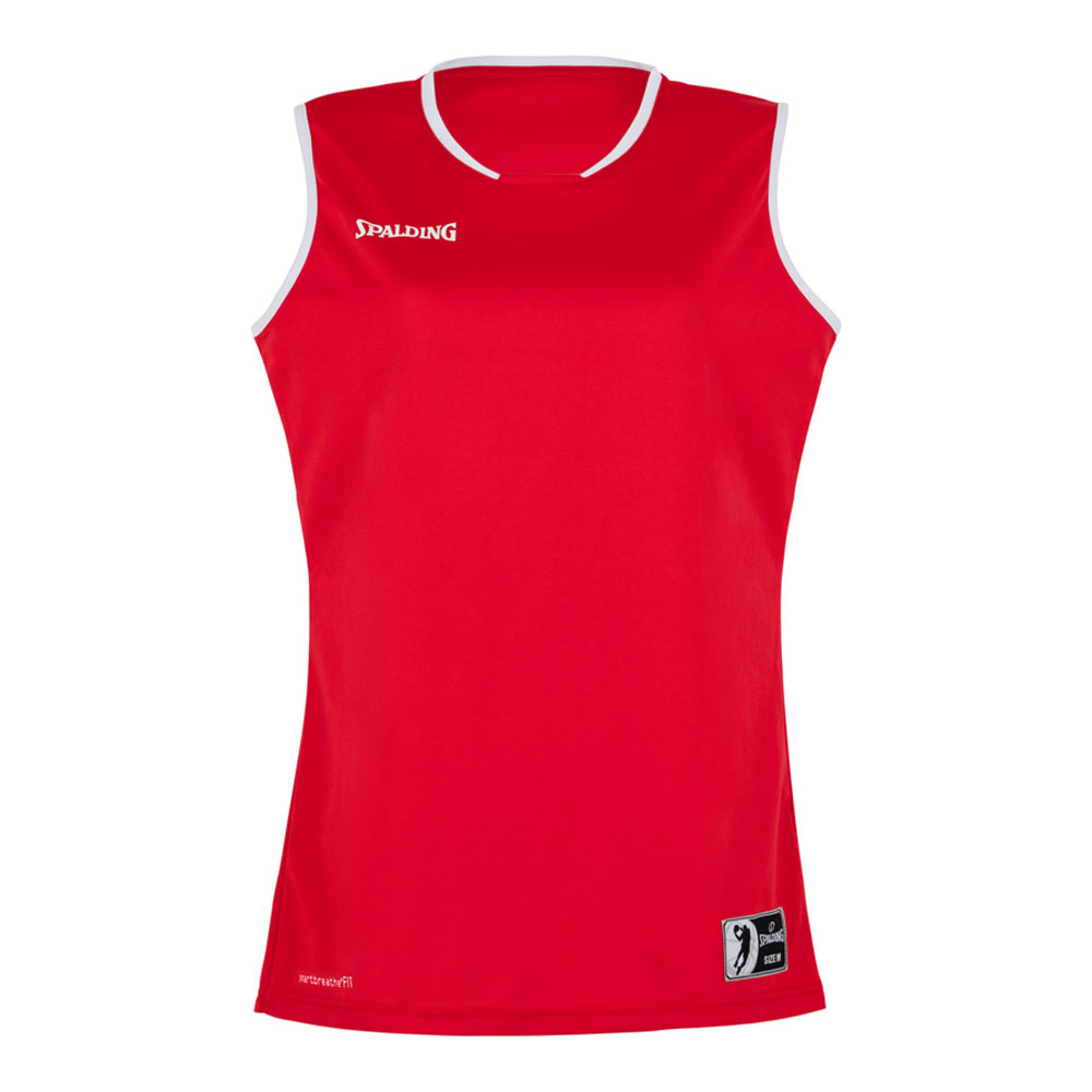 Spalding Move Tank Top Woman - rot
