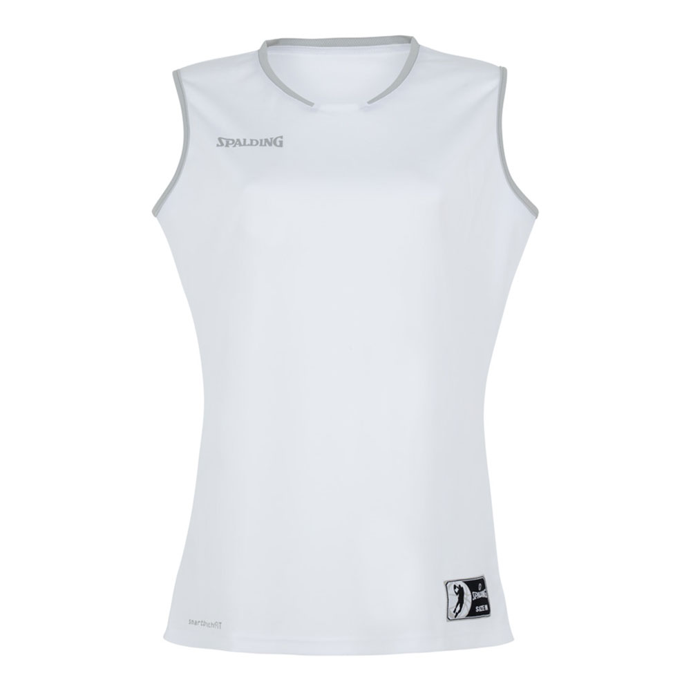 Spalding Move Tank Top Woman - weiss