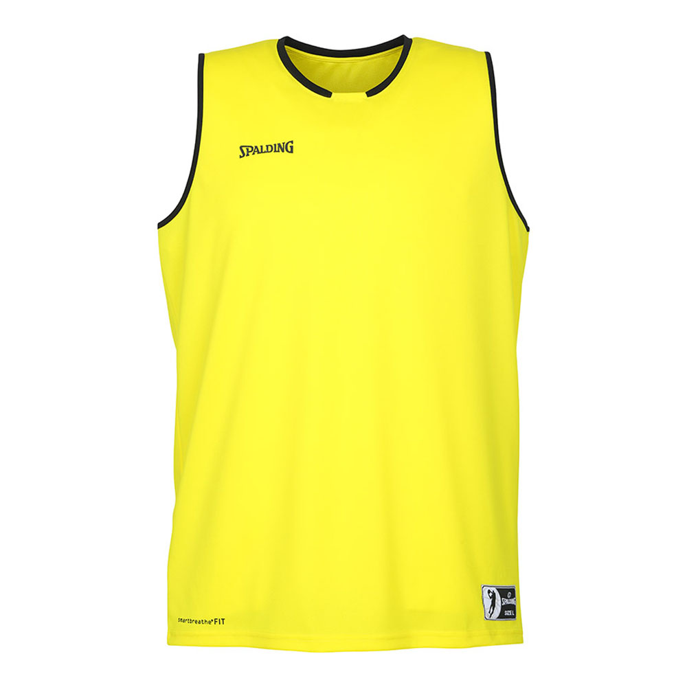 Spalding Move Tank Top Kinder - gelb