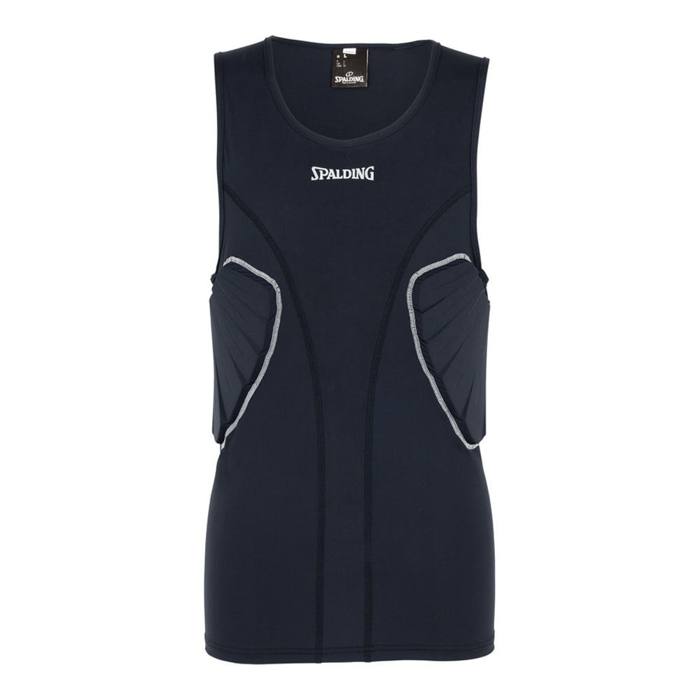 Spalding Protection Tank Top - schwarz