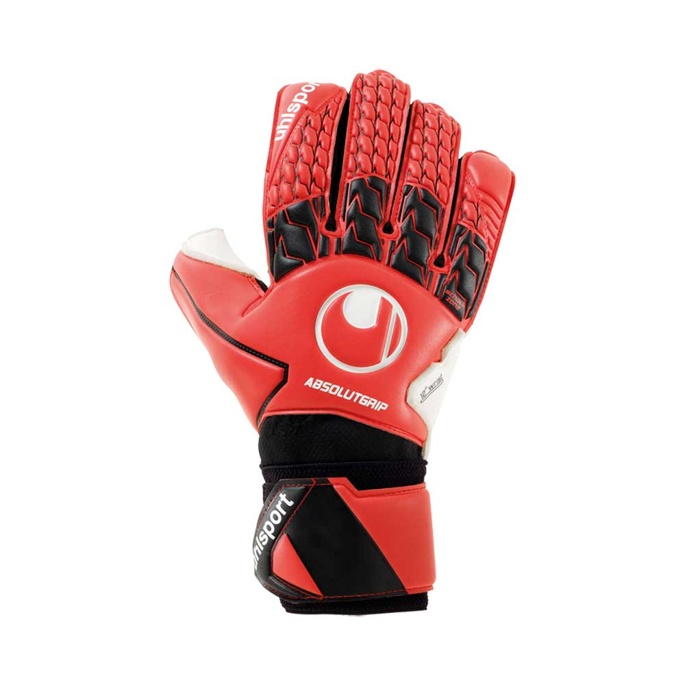 Uhlsport Absolutgrip Torwarthandschuhe - rot