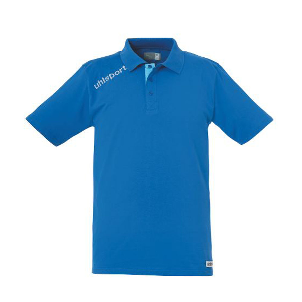 Uhlsport Essential Polo Shirt Herren - blau