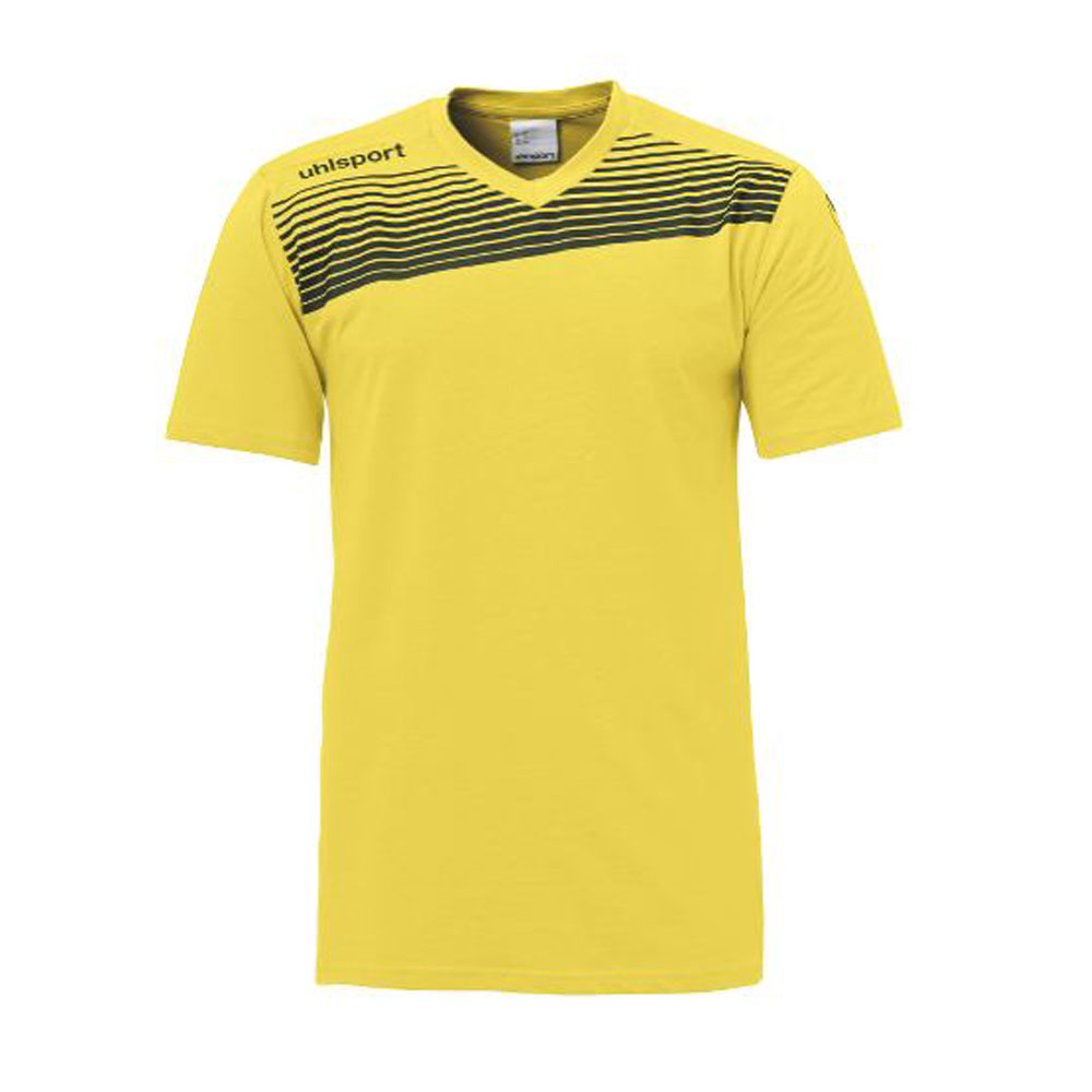 Uhlsport Liga 2.0 Training T-Shirt Herren - gelb