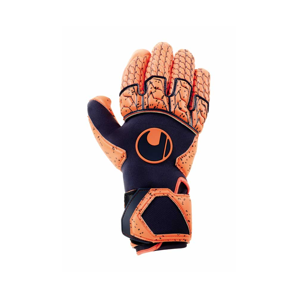 Uhlsport Next Level Supergrip Reflex Torwarthandschuhe - blau