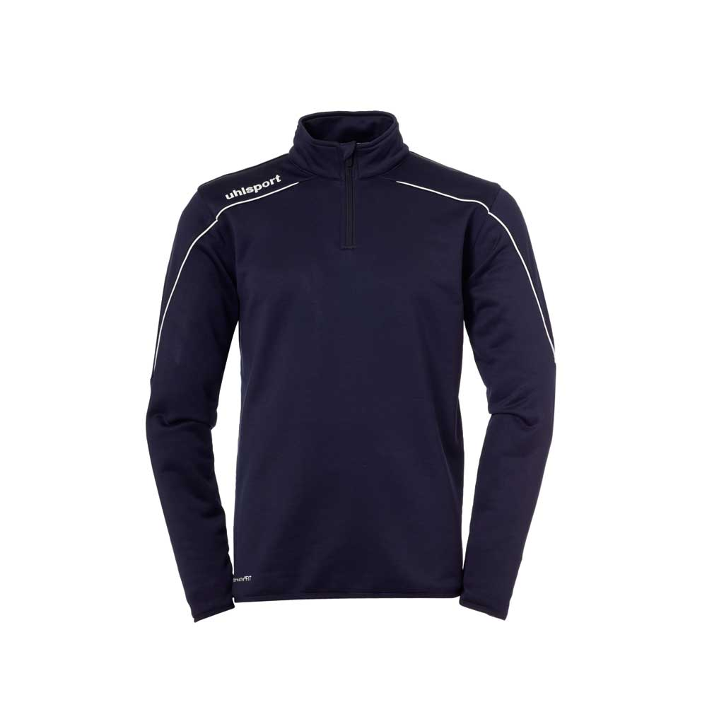 Uhlsport Stream 22 1/4 Zip Top Herren - blau