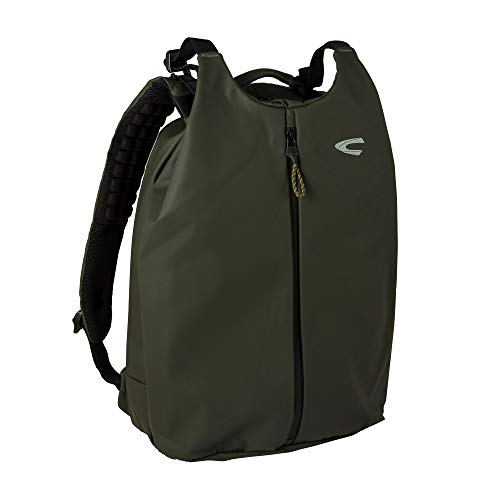 Palermo, Backpack, Khaki von camel active