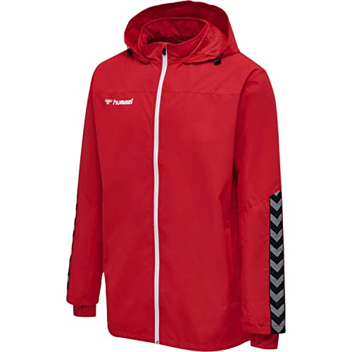 hummel Herren hmlAUTHENTIC All-Weather Jacket Jacke, True Red, M von hummel