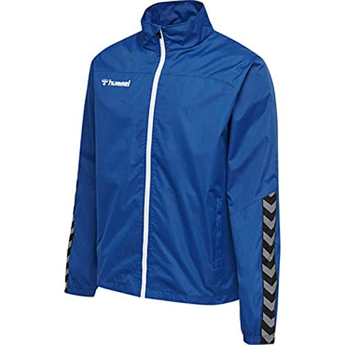 hummel Jungen hmlAUTHENTIC Kids Training Jacket Jacke, True Blue, 164 von hummel