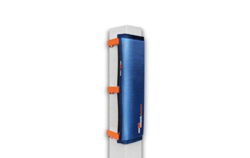 Pfahlfender 65 x 32 x 2,7 cm blau
